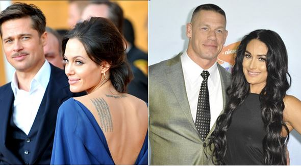 American celebrity couples who we thought would last but broke it off (