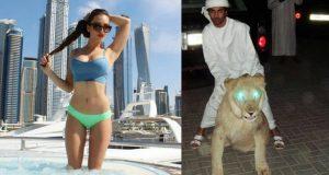 Photos Of Dubai rich kids