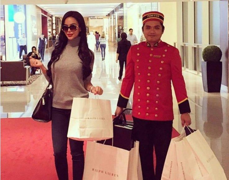rich kids of Dubai