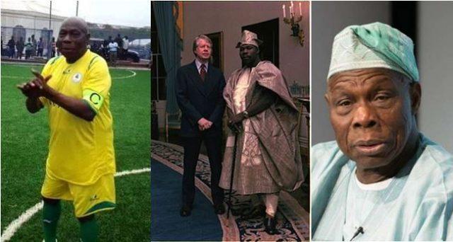 About Olusegun Obasanjo