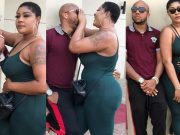 Angela Okorie and Charles Okocha all loved up in new photo