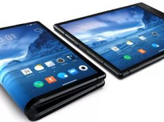 World's First-Ever Foldable Smartphone