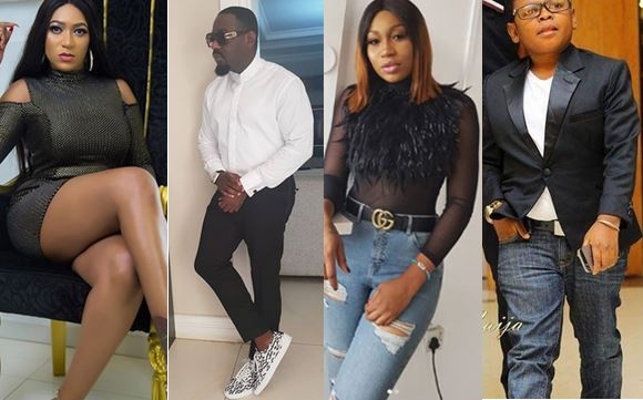 12 oldest single actors and actresses in Nollywood