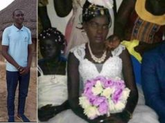 Bride unhappy on her wedding day after her parents accepted 500 cows and 3cars as bride price