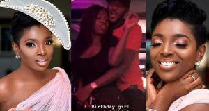 Annie Idibia turns 34 today