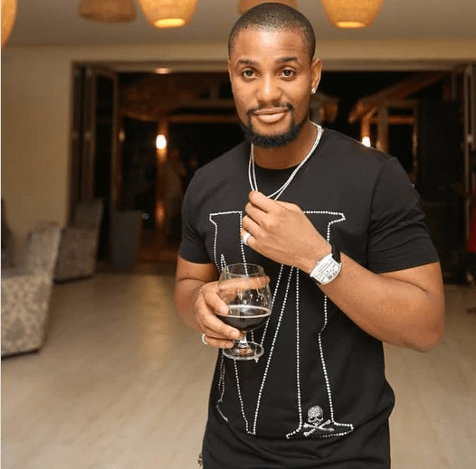 most handsome Nigerian celebrities 4