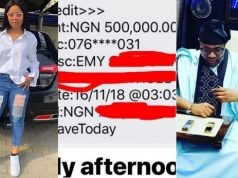Billionaire E-Money gifts teen actress Regina Daniels with N500,000