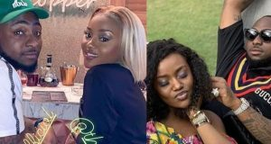 """if you leave me water go carry you oh"""" - Chioma to Davido"""