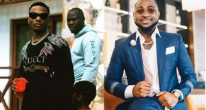 Wizkid snubs Davido on his birthday