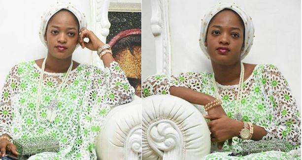 New Photos Of Ooni Of Ife's Wife, Olori Prophetess Naomi