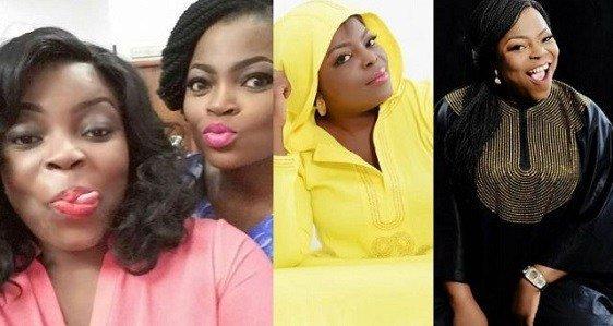 Funke Akindele's sister,