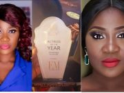 Mercy Johnson wins actress of the year