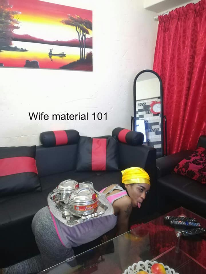 wife material