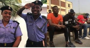 Nigerians reacts to Small Doctor's arrest