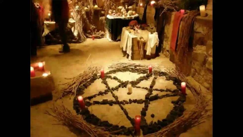 Yahoo boy ritual