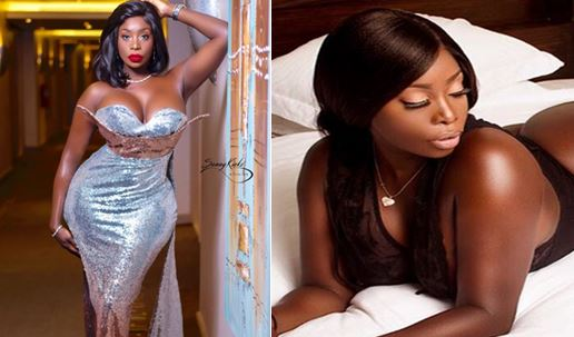 American Model cries out after her panties got stolen in Lagos hotel (Video)