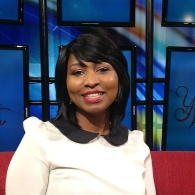 TV presenter, Morayo Akabashorun
