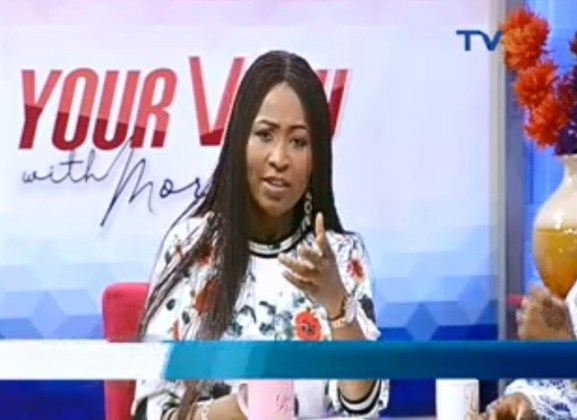 """I trust my husband but I can't allow him bathe my daughter"" - TV presenter, Morayo Akabashorun"
