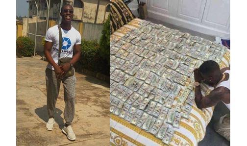 Nigerian man blast Yahoo boys after losing N150million deal