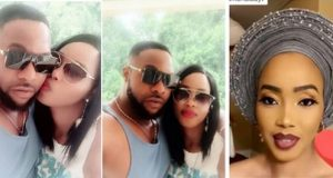 Nollywood actor, Bolanle Ninalowo reconciles with wife of 12 years after years of separation