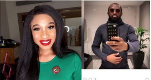 Tonto Dike wishes ex-boyfriend