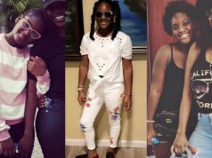Annie Idibia's daughter