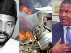 Death of Abacha's son