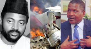 Death of Abacha's son