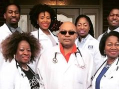 Nigerian family where all the members are Medical Doctors
