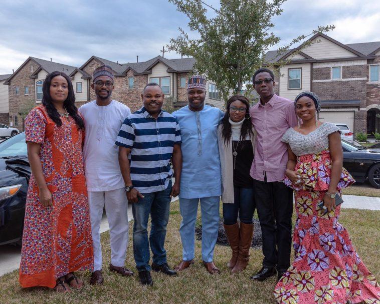 Femi Adebayo family
