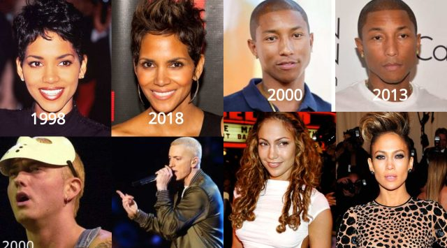 celebs who don't age