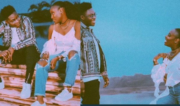 Reekado Banks is allegedly dating Femi Otedola's first daughter, Tolani Otedola