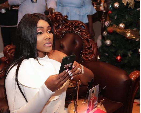 Mercy Aigbe birthday