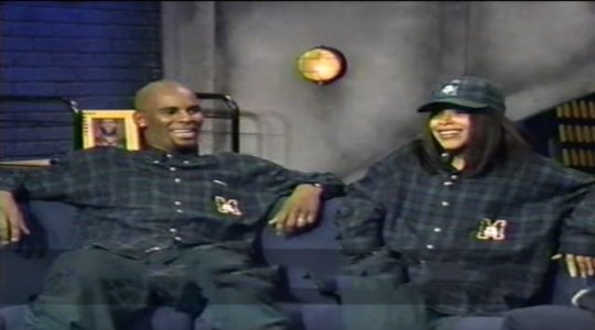 R Kelly and Aaliyah