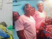 Woman Gives Birth To Quadruplets