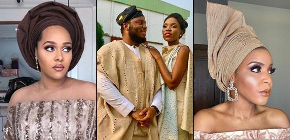 Simi and Adekunle Gold wedding