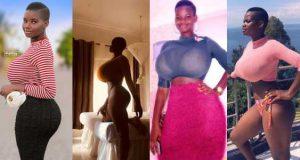 22-year-old Ghanaian model