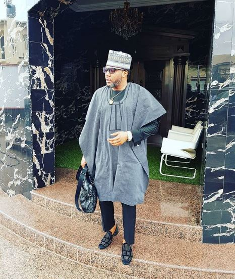 E-Money Agbada