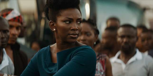 Image result for Genevieve Nnaji becomes Nollywood's first billionaire