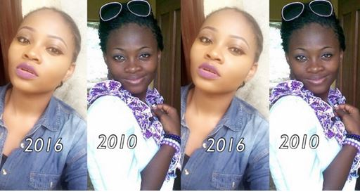 #10yearchallenge: Nigerian Lady Cries Out For Help - Boyfriend Break Up After He Saw Her Photos Of 10 years ago (Read Full Story)