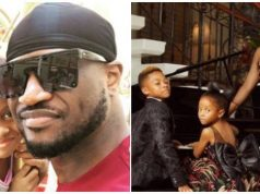 Peter Okoye celebrates his daughter Aliona's 6th birthday