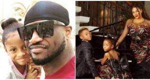 Peter Okoye celebrates his daughter Aliona's 6th birthday