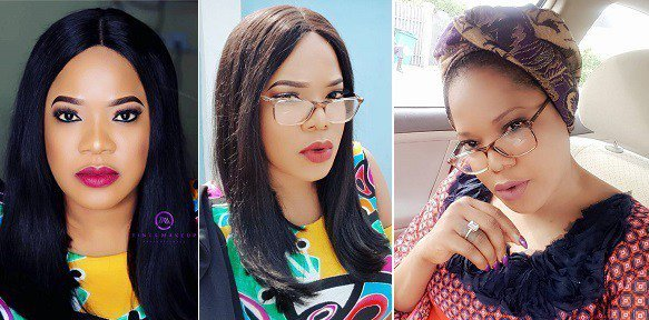 """""""Why I used to take codeine, other hard drugs and I couldn't boast of N1m in 2016"""" — Toyin Abraham"""