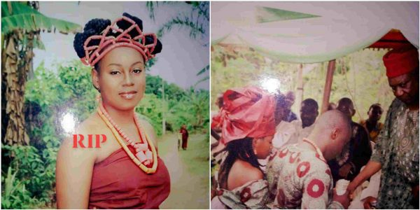 Lady allegedly poisoned for marrying against family wish