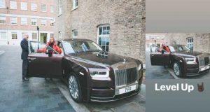 DJ Cuppy buys a customised Rolls Royce phantom (photos)
