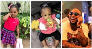 Davido's children