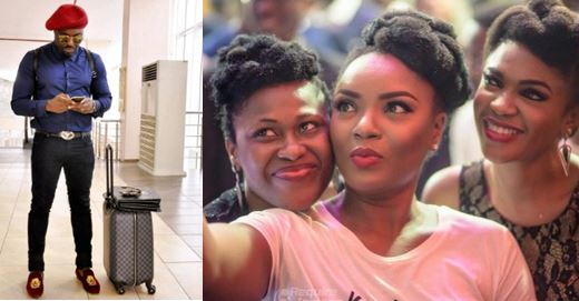 Nigerian celebrities no one can mess with on social media