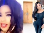 Bobrisky calls himself a queen and warns his boyfriend to treat him like one (Video)
