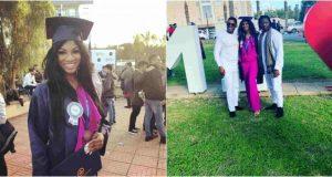 Princess Ekeinde graduates from Cyprus University