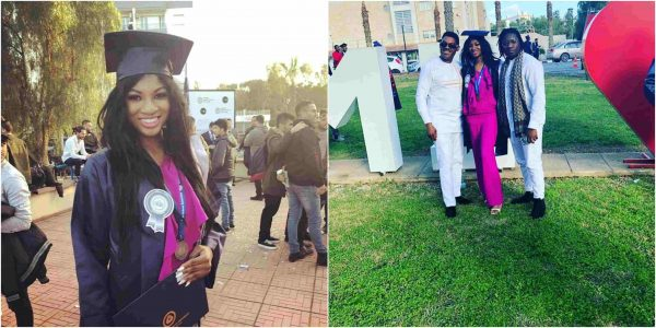 Princess Ekeinde graduates from Cyprus University